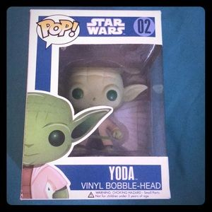 Star Wars Yoda Funko Pop #2